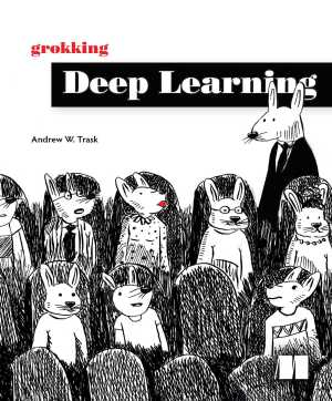 grokking deep learning book cover