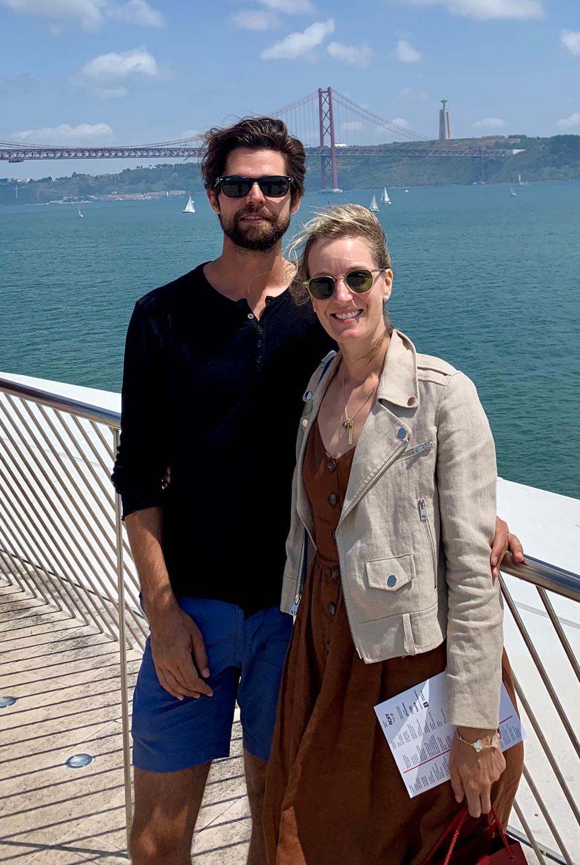 Adam and Ashley Edrington found their wealth advisors at Boston-based Claro Advisors by using Harness Wealth.