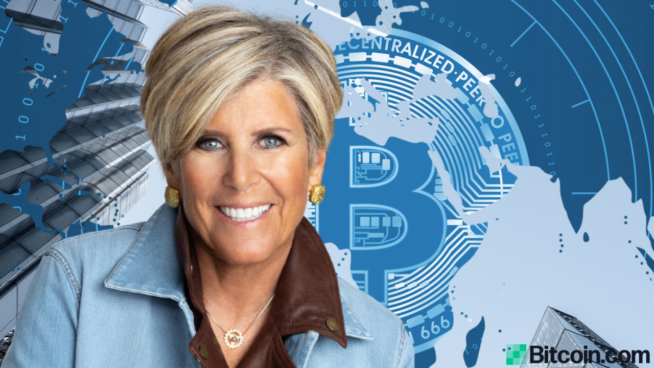 Personal Finance Expert Suze Orman Says 'I Love Bitcoin' — Advises How to Buy BTC, Chooses Paypal Crypto