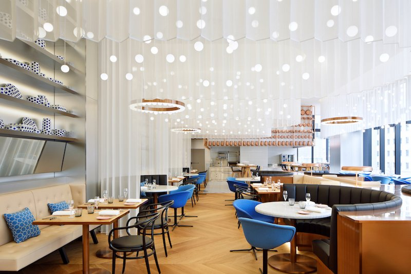 concrete is proud to present the interior of w osaka celebrating the true spirit of the city 11