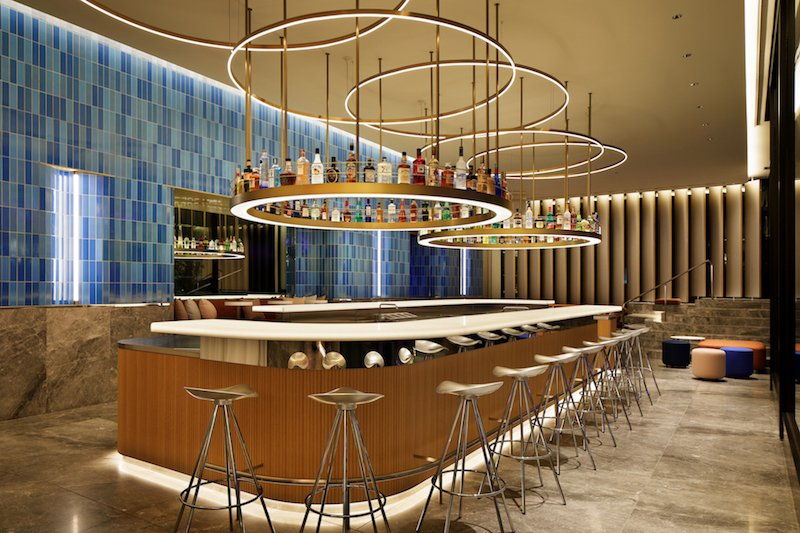 concrete is proud to present the interior of w osaka celebrating the true spirit of the city 7