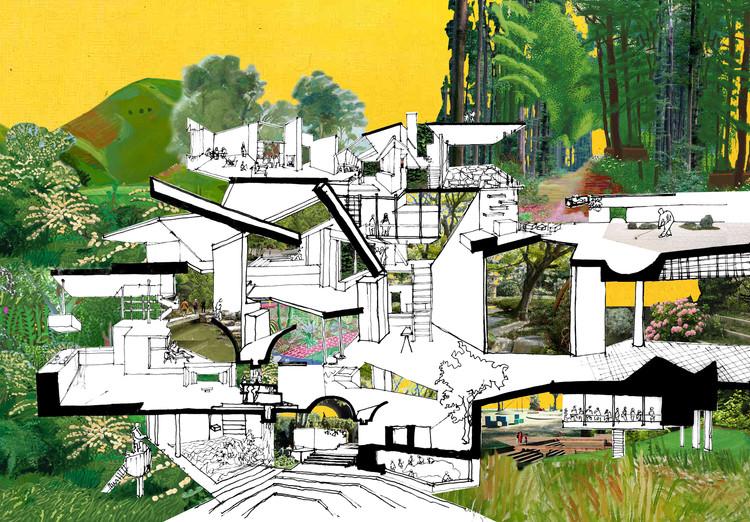 """""""Ways of Life"""" by Tatiana Bilbao for Experimenta Urbana. Image Courtesy of Experimenta Urbana"""