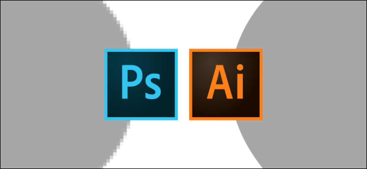Photoshop and Illustrator logo