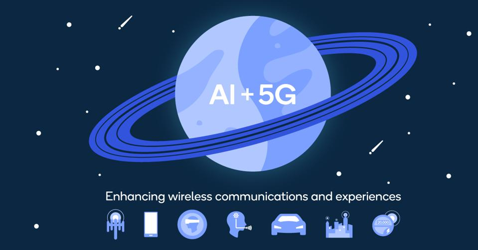 AI and 5G together present many powerful wireless use cases.