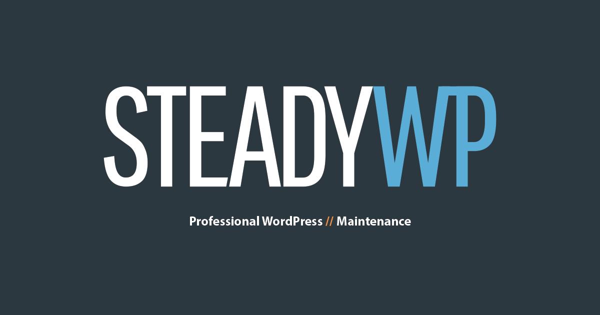 25. SteadyWP