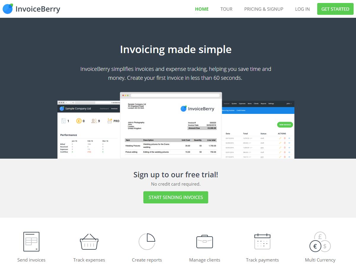 29. InvoiceBerry