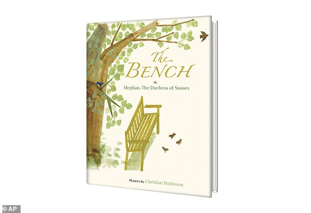 The Duchess of Sussex, 39, has been accused of ripping off a British children's author with her debut book The Bench