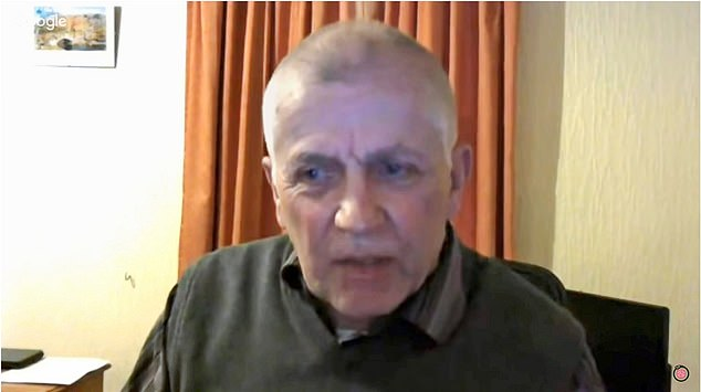 The Mail on Sunday has learned that former chairman of PIE, Tom O'Carroll (pictured above in a YouTube video), Britain's most notorious paedophile campaigner, continues to use online forums to argue for the legalisation of paedophilia