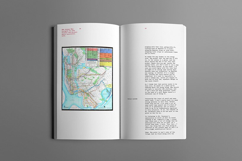 the great new york subway map debate of 1978 — a design showdown uncovered