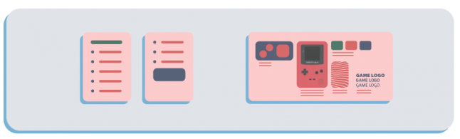 design brief and mood board