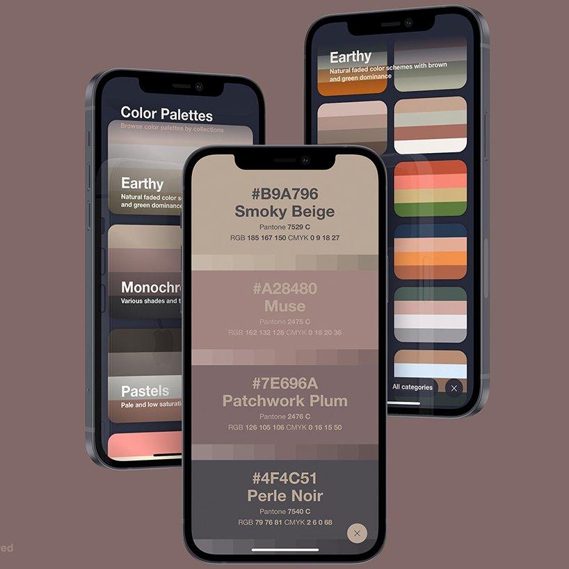 a color companion app for creative people 2
