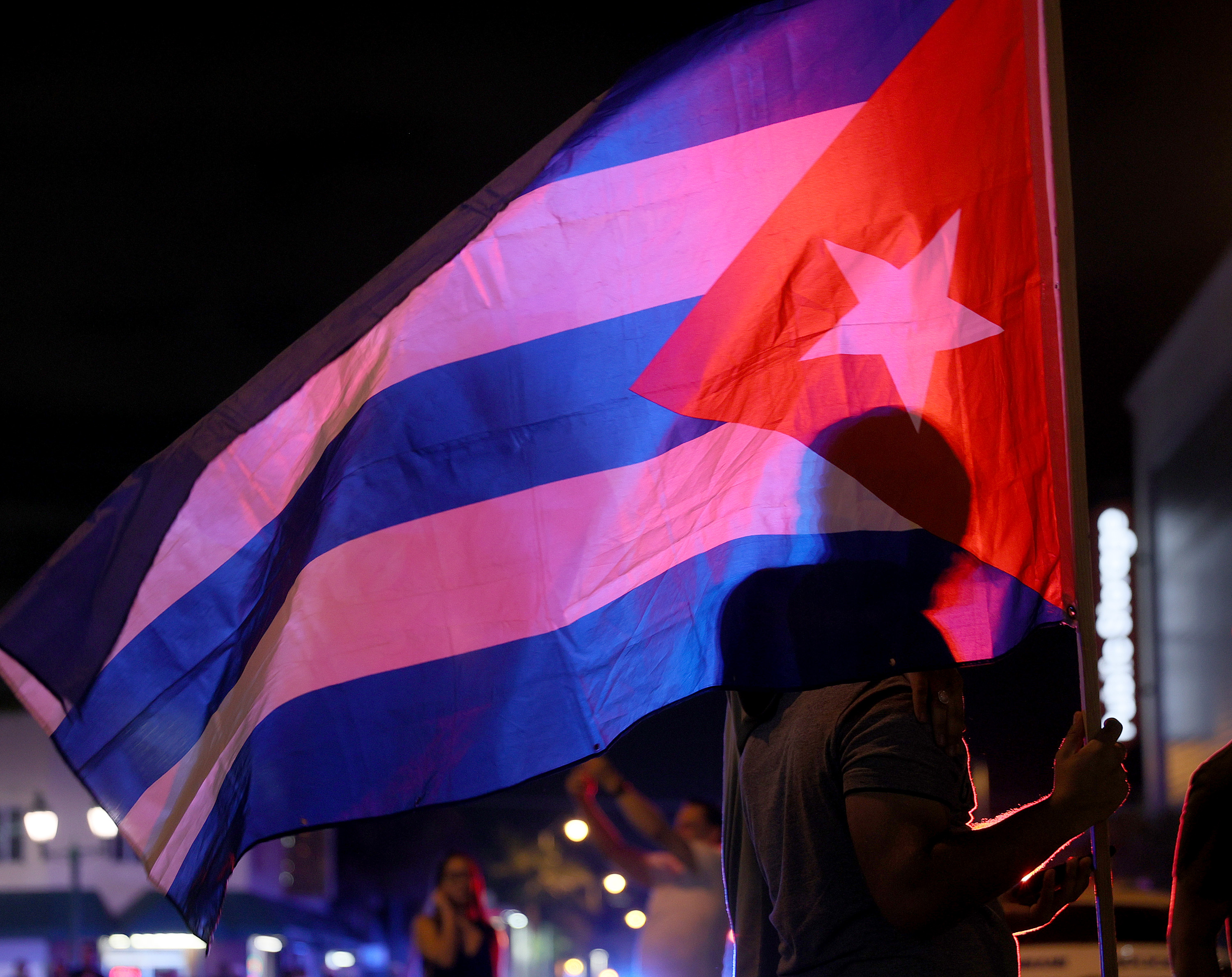 Little Havana Community Reacts To Protests