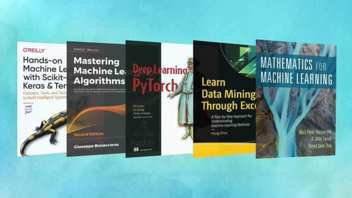 machine learning books